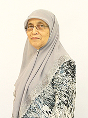 Dasimah Omar (Prof, TPr, Dr) -Contract